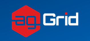 画像:ag-Grid Enterprise